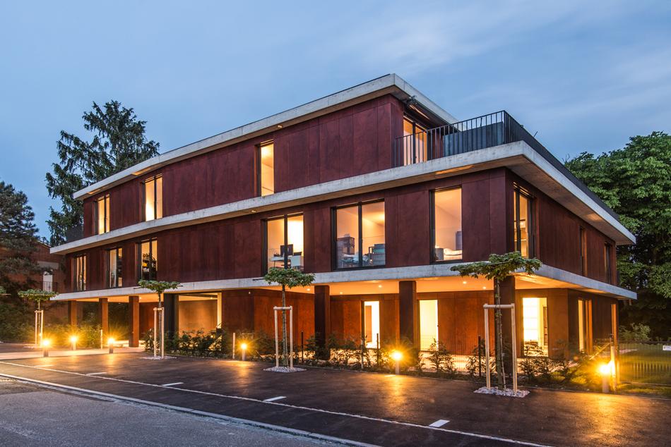 Ferrara Streule Kollektivgesellschaft Fertiggestellte Bauten